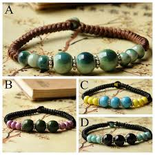 cord bracelet with beads images 2018 ceramics braided bracelet braided cord bracelet bead bracelet jpg