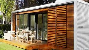 Mini House Kits Cool Small Prefab And Modular Homes Youtube
