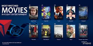 Delta Inflight Wifi by How Delta Picks Hollywood Hits U0026 Must See Tv For In Flight Delta