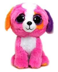 ty beanie boo u0027s precious dog plush stuffed animal doll toy 6