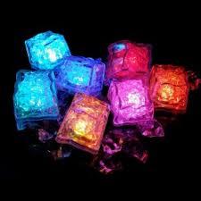 Cube Lights Enlife Led Ice Cube Lights Waterproof Decorations Enjoy Life