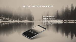 best slide layout mockup powerpoint template premium and free