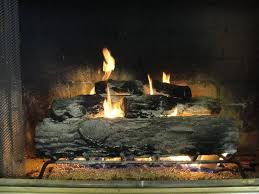 fireplace gas logs fireplace design and ideas