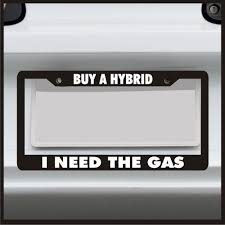 lexus accessories license plate buy a hybrid i need the gas license plate frame made in usa