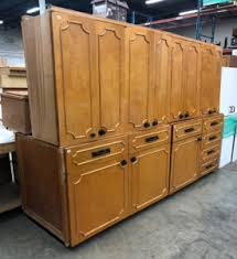 used kitchen cabinets doors reuse warehouse better futures minnesota