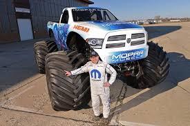 2014 mopar muscle monster truck review speed