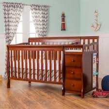 Convertible Cribs With Changing Table Crib Changer Combos Hayneedle