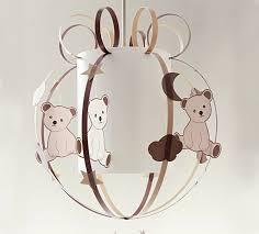 luminaire chambre enfants luminaire chambre bébé ours fabrique casse noisette