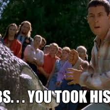 Happy Gilmore Meme - happy gilmore alligator by thesingleshot meme center