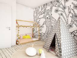 chambre enfant papier peint le papier peint chambre d enfant original