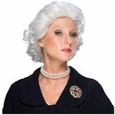 wigs for halloween the queen wig walmart com