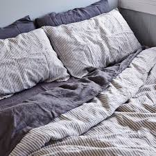 Grey Linen Bedding Best 25 Gray Bedding Ideas On Pinterest Grey Bedrooms Grey