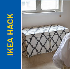 Cheap Side Table by Ikea Hack Convert A Cheap Side Table Into A Chic Ottoman