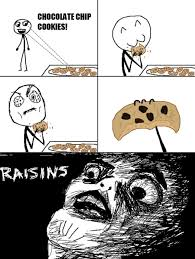 Raisin Face Meme - oh crap omg rage face know your meme