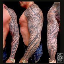 tatouage polynesien polynesian tattoo samoan tattoo tribal
