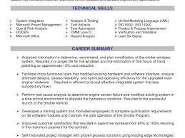 Failure Analysis Engineer Resume Download Design Automation Engineer Sample Resume