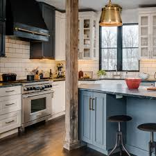 Wood Cabinet Colors Kitchen Kitchen Confidential 7 Ways To Mix And Match Cabinet Colors