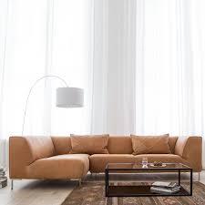 Wohnzimmer Einrichten Sofa Design Leder Ecksofa Lamon In Verschiedenen Varianten Erhältlich