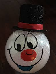best 25 snowman ornaments ideas on crafts