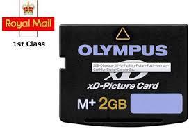olympus fe 310 memory card 2gb xd memory card type m xd picture card olympus fuji 100