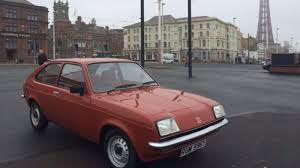 vauxhall anglia what u0027s it like driving a vauxhall chevette in 2016 granada