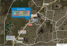 Lithia Florida Map by Lakewood Plaza Phillips Edison U0026 Company