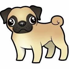 25 pug cartoon ideas animated emojis