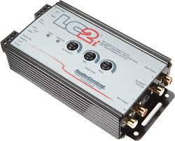 scosche loc90 speaker to rca line output converter 2 channel