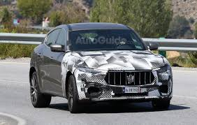 maserati jeep wrangler maserati spied testing twin turbo v8 suv autoguide com news