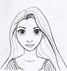 rapunzel pictures coloring sheetsfree coloring pages kids