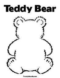 10 free printable goldilocks bears coloring