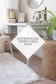 Anthropologie Room Inspiration by Anthropologie Inspired U0027s Room U2014 Cottage Style Blog