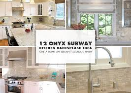 ONYX Backsplash Tile Ideas Projects Photos Backsplashcom - Onyx backsplash