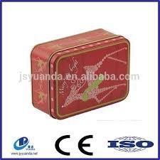 christmas tins wholesale cost effectivetin tin cans wholesale printing christmas