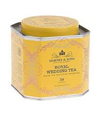 wedding tea harney sons caffeinated wedding white tea with