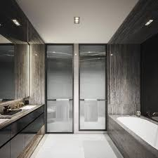 Contemporary Bathroom Vanities by Best 20 Grey Modern Bathrooms Ideas On Pinterest Modern