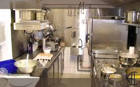 agencement de cuisine professionnelle cuisine professionnel de restaurant en photo