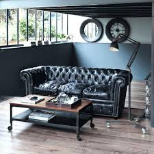 canapes anglais design d intérieur canape style chesterfield convertible