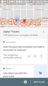 Google Maps Los Angeles Ca by Google Maps Will Crowdsource Wheelchair Accessibility Attn