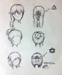 possible princess zelda hairstyles zelda amino