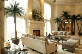 Leather Home Decor by Wonderful Christmas House Decorating Ideas With Leather Sofa And