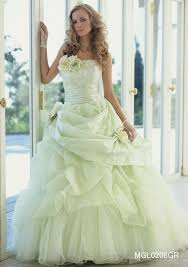 green wedding dress wedding dresses creative wedding dress with green images from