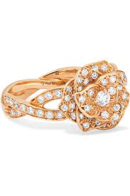 piaget ring piaget 18 karat gold diamond ring net a porter