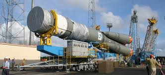 Soyuz Rolls Out For Its Maiden Flight From French Guiana U2013 Arianespace