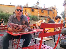coffee with the chef anthony bourdain our style of life