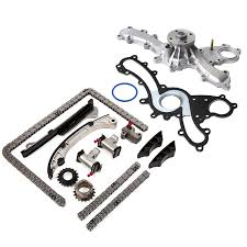 lexus rx timing belt or chain amazon com 05 13 toyota 3 5 dohc 24v 2grfe timing chain kit water