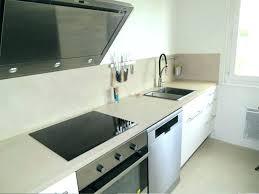 faire plan de travail cuisine plan de travail cuisine beton cire beton cire sur carrelage plan de