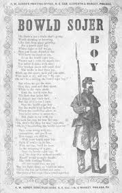 oberlin college library special collections civil war song lyrics