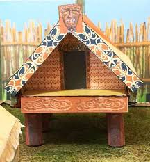 Virtual Armchair General Tmp 25mm Maori Houses U0026 Pa Pdfs Now At Tvag