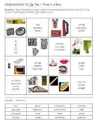 attributes u2013 functions and parts free language stuff